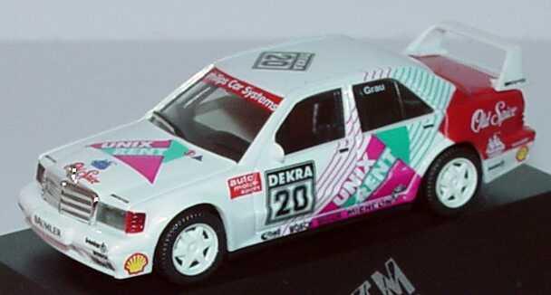 1:87 Mercedes-Benz 190E 2.5-16 Evolution II DTM 1993