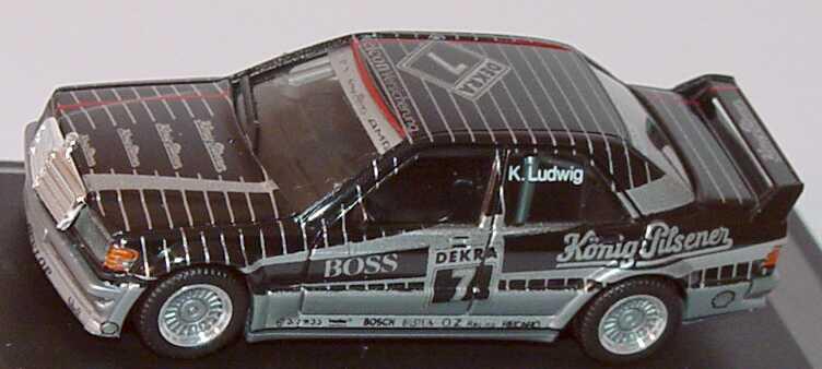 1:87 Mercedes-Benz 190E 2.5-16 Evolution I DTM 1990