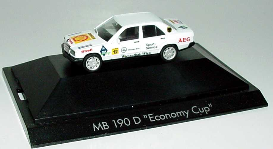 1 87 mercedes benz 190e economy cup 93 herpa 100625 for Mercedes benz cup