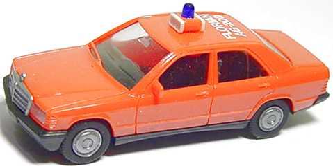 1:87 Mercedes-Benz 190E (W201) Feuerwehr