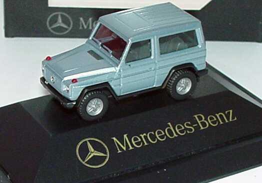 1:87 Mercedes-Benz G-Klasse 300GE (W463) blausilber-met. (MB)