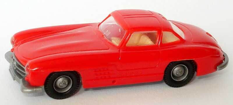 1:87 Mercedes-Benz 300SL Gullwing ´54 orangerot (oV)