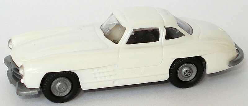 1:87 Mercedes-Benz 300SL Gullwing ´54 weiß (oV)