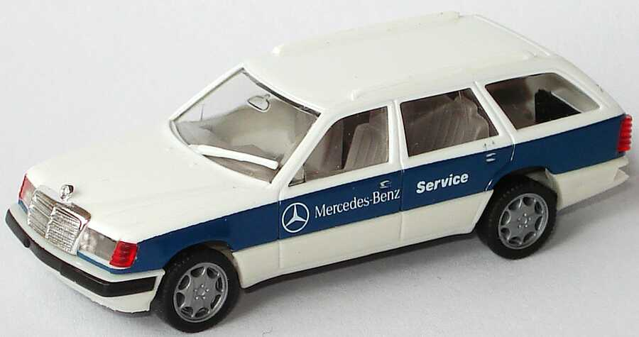 1 87 mercedes benz 300te s124 facelift mercedes benz for Mercedes benz of denver service