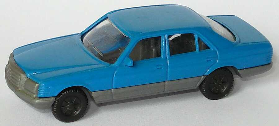 1:87 Mercedes-Benz S-Klasse 500SE (W126) capriblau