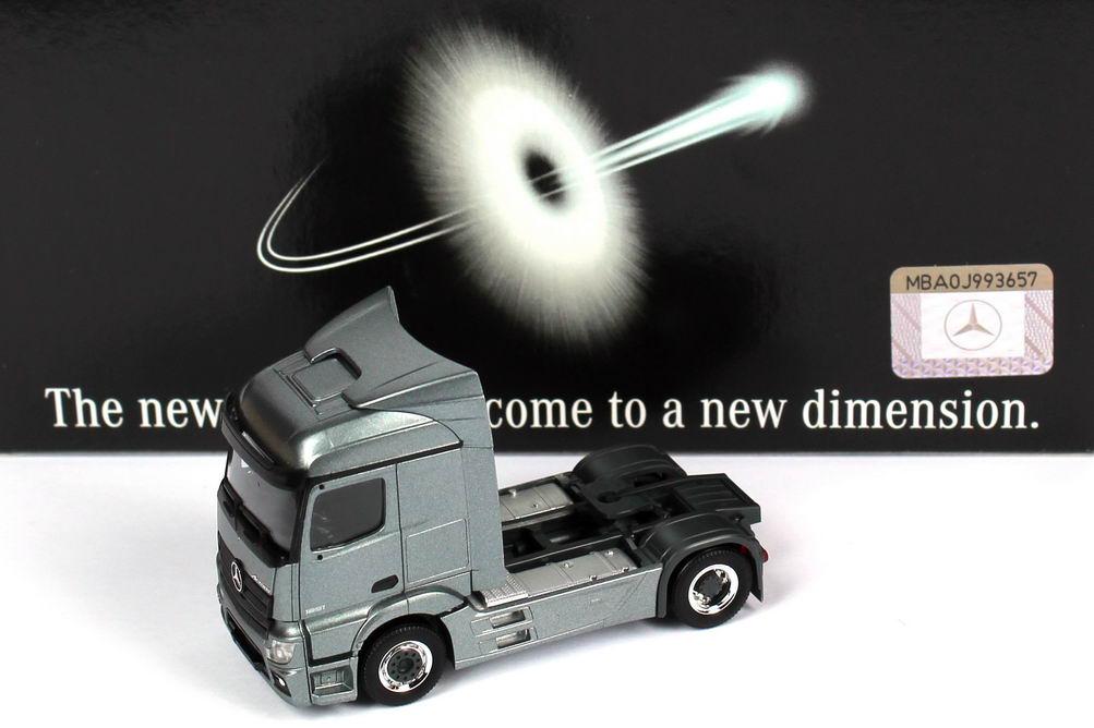 1:87 Mercedes-Benz Actros 2 StreamSpace 2a Szgm andorit-grau-met. (MB)