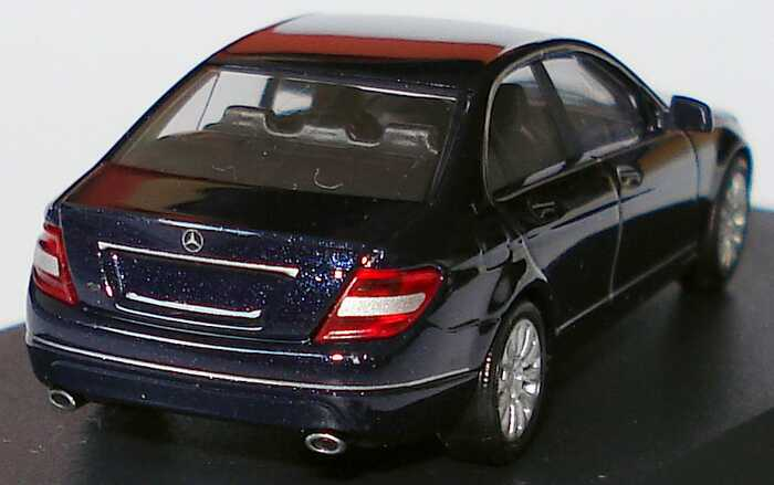 mercedes benz c klasse elegance w204 tansanitblau met. Black Bedroom Furniture Sets. Home Design Ideas