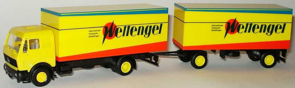 "1:87 Mercedes-Benz KoHgz 2/2 ""Wettengel"""