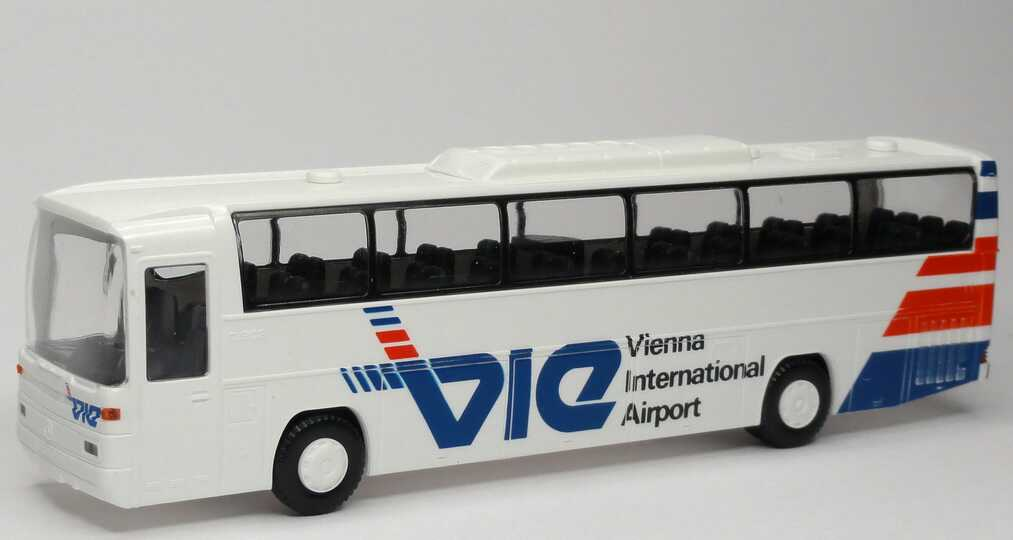 "1:87 Mercedes-Benz O 303 RHD ""via - Vienna International Airport"""