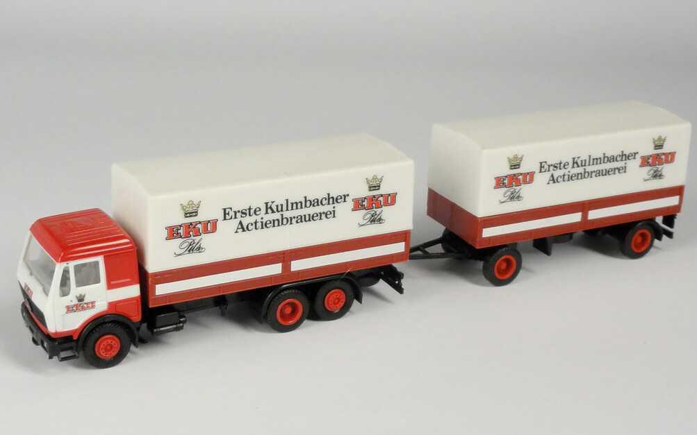 "1:87 Mercedes-Benz PPHgz 3/2 ""EKU Erste Kulmbacher Actienbrauerei"""