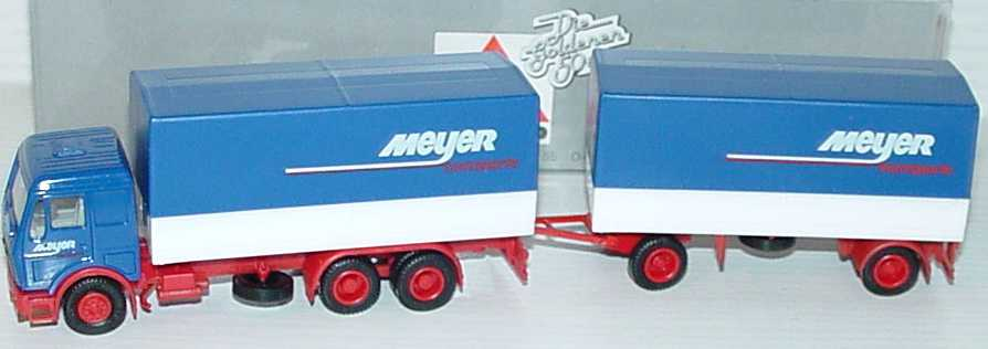 "1:87 Mercedes-Benz PPHgz 3/2 ""Meyer Transporte"""