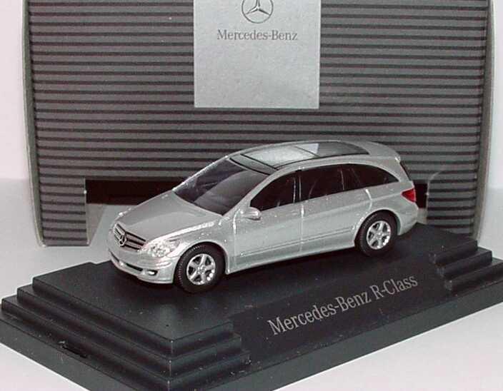 1:87 Mercedes-Benz R-Klasse (W251) 2005 iridiumsilber-met. (MB)