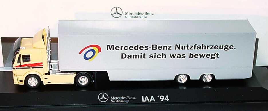 1:87 Mercedes-Benz SK ´94 Fv Cv KoSzg Cv 2/2