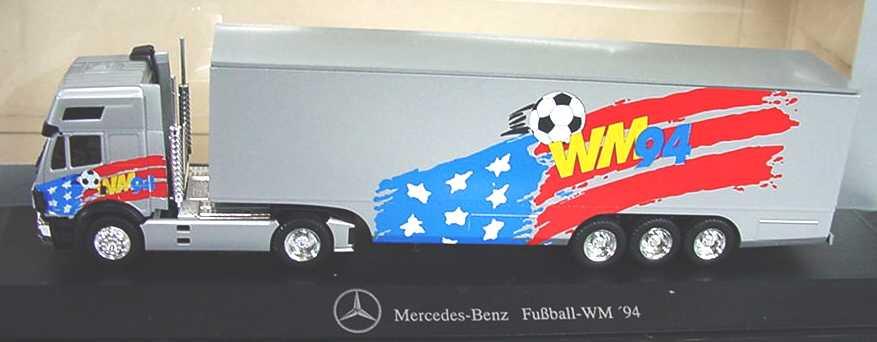 "1:87 Mercedes-Benz SK Eurocab Cv KoSzg Cv 2/3 ""Fußball-WM ´94"""