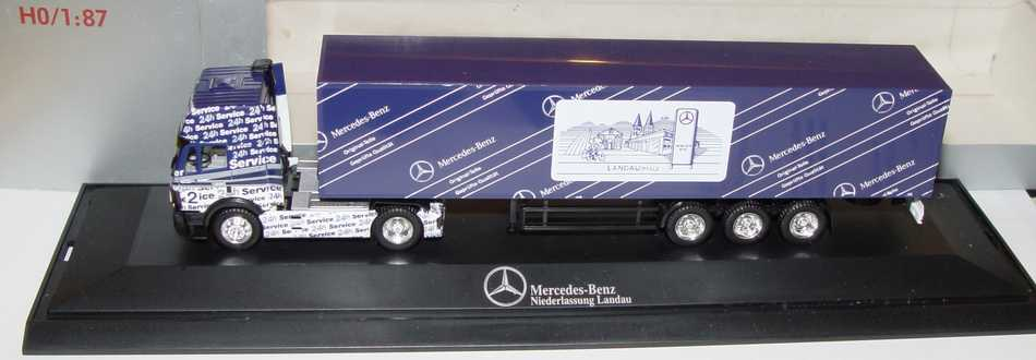 1:87 Mercedes-Benz SK 88 Eurocab Cv KoSzg Cv 2/3