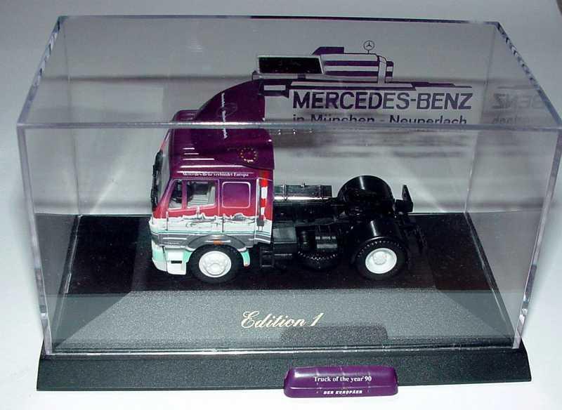 1:87 Mercedes-Benz SK Fv 2a Szgm
