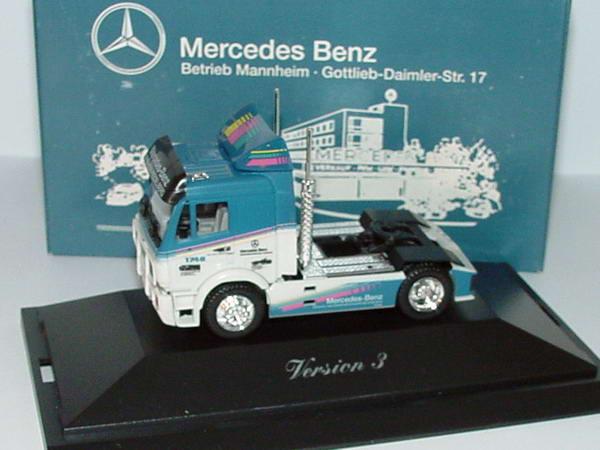 "1:87 Mercedes-Benz SK Fv Cv 2a Szgm ""Mercedes-Benz Mannheim/Heidelberg"""