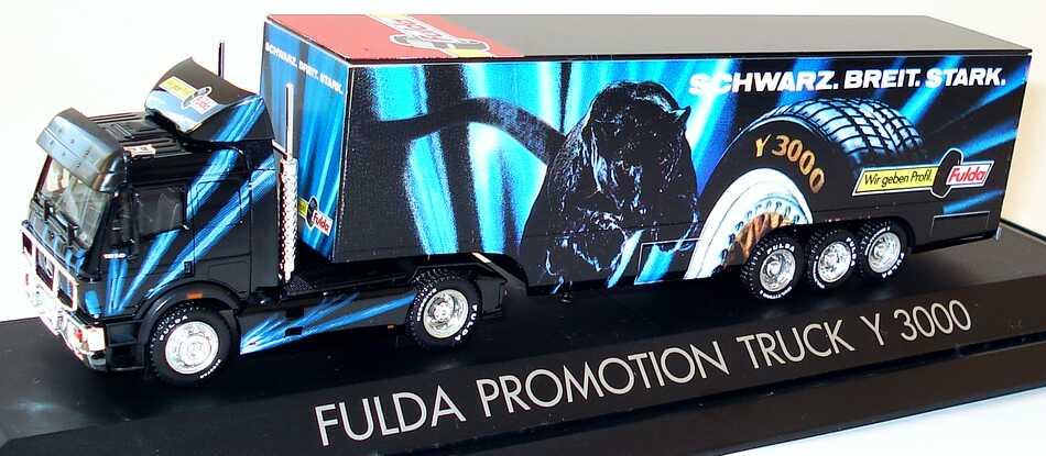 mercedes benz sk fv cv koszg cv 2 3 fulda promotion truck. Black Bedroom Furniture Sets. Home Design Ideas