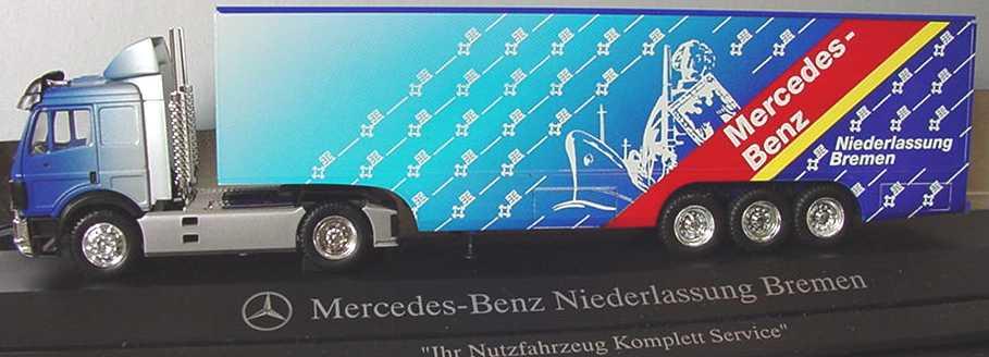 """1:87 Mercedes-Benz SK Fv Cv KoSzg Cv 2/3 """"Mercedes-Benz Ndl. Bremen"""""""