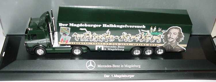 """1:87 Mercedes-Benz SK Fv Cv KoSzg Cv 2/3 """" Mercedes-Benz in Magdeburg - Der Magdeburger Halbkugelversuch"""""""