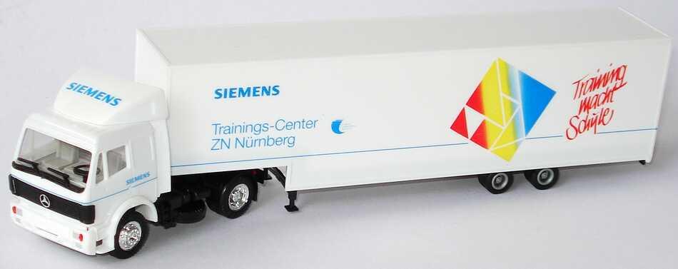 "1:87 Mercedes-Benz SK Fv JuPPSzg 2/2 ""Siemens Trainings-Center ZN Nürnberg - Training macht Schule"""