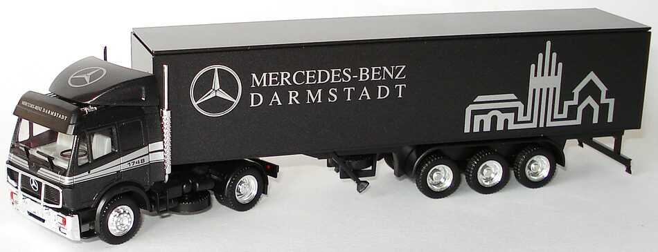 "1:87 Mercedes-Benz SK Fv KoSzg 2/3 ""Mercedes-Benz Darmstadt"""