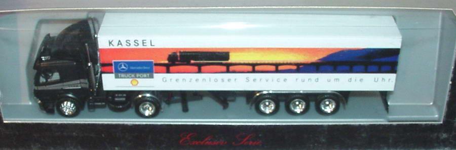 """1:87 Mercedes-Benz SK Fv KoSzg 2/3 """"Truck-Port Kassel"""" (2. Version)"""