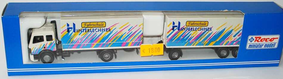 """1:87 Mercedes-Benz SK (L) PPHgz 2/3 """"Fahrschule Hinterlechner"""""""