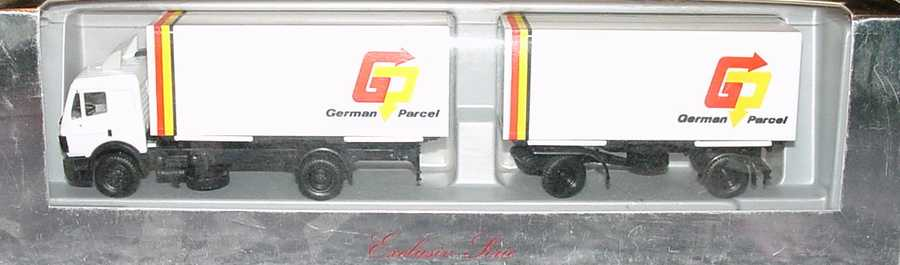 "1:87 Mercedes-Benz SK WKoHgz 2/2 ""German Parcel"""