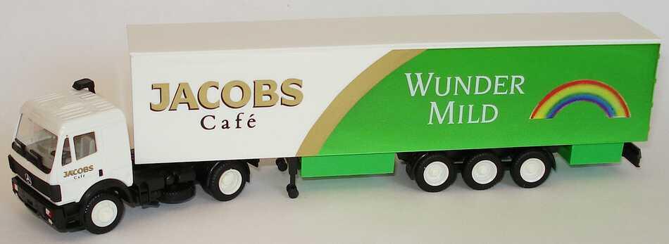 "1:87 Mercedes-Benz SK koSzg 2/3 ""Jacobs Café Wunder Mild"""