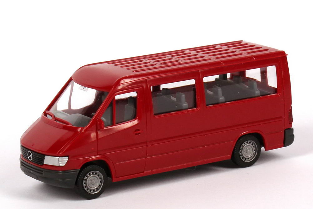 mercedes benz sprinter bus t1n rot wiking 28101 in der. Black Bedroom Furniture Sets. Home Design Ideas