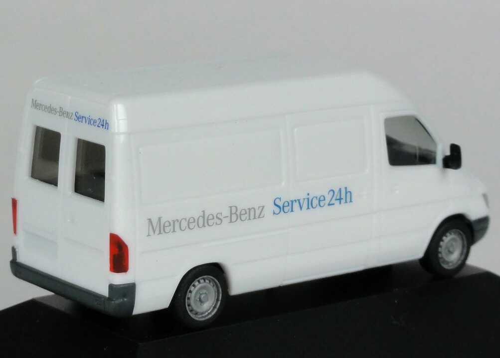 Mercedes benz sprinter facelift kasten hochdach mercedes for Mercedes benz financial services jobs