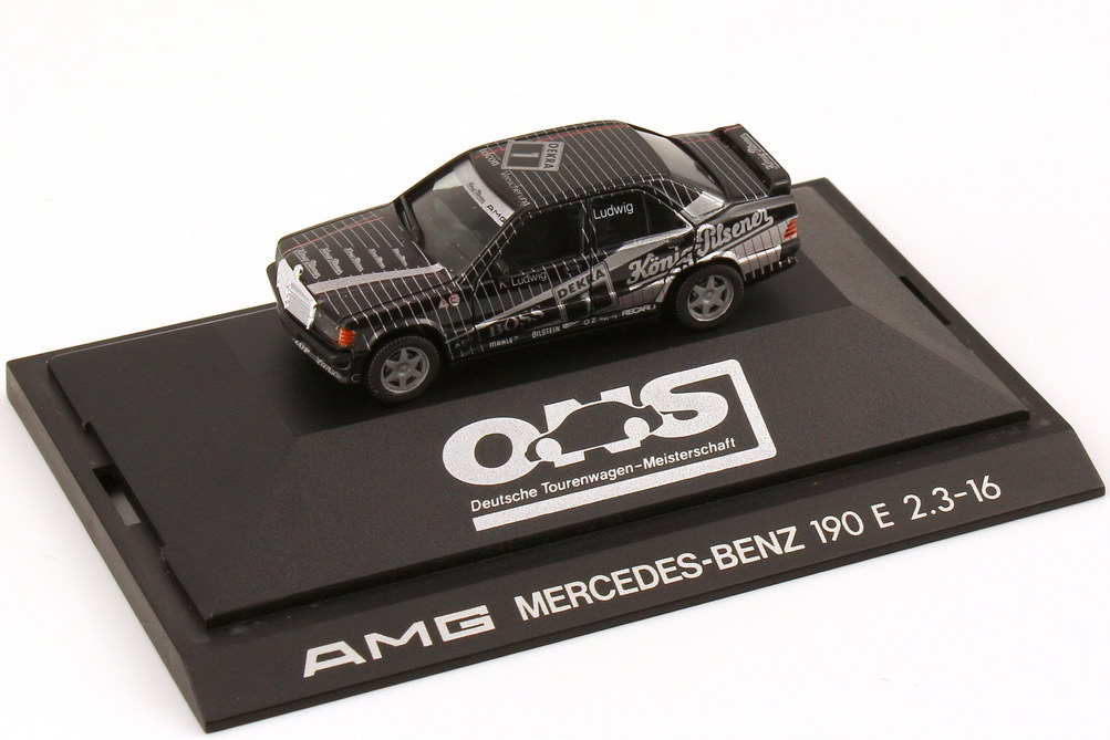 1:87 Mercedes-Benz 190E 2.3-16 DTM 1989