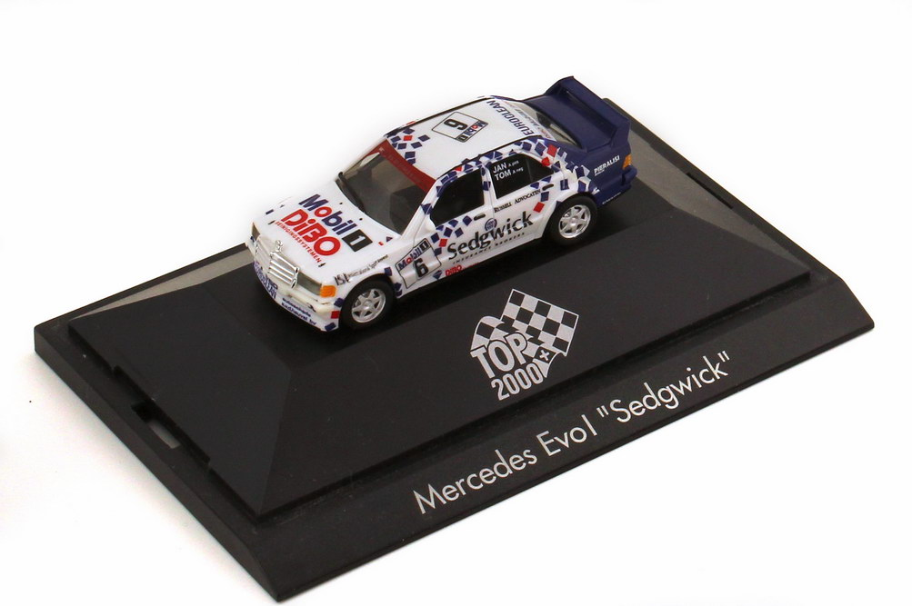 1:87 Mercedes-Benz 190E 2.5-16 Evolution I