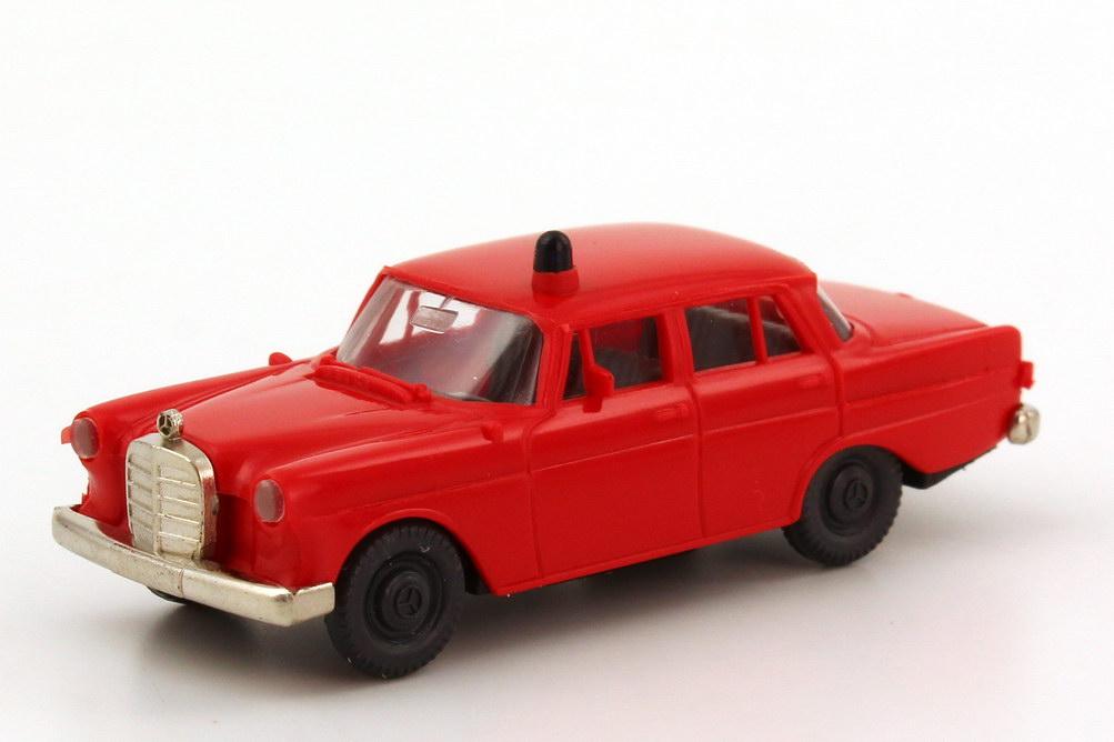 1:87 Mercedes-Benz 190c (W110) Feuerwehr rot