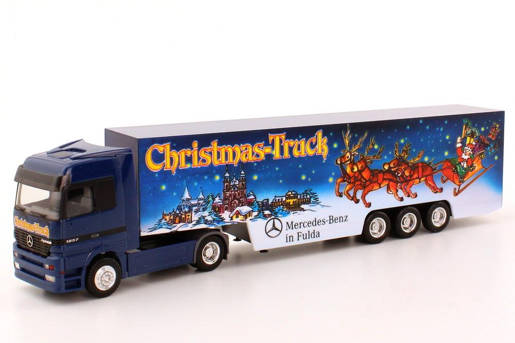 1 87 mercedes benz actros lh truck trailer mb in fulda. Black Bedroom Furniture Sets. Home Design Ideas