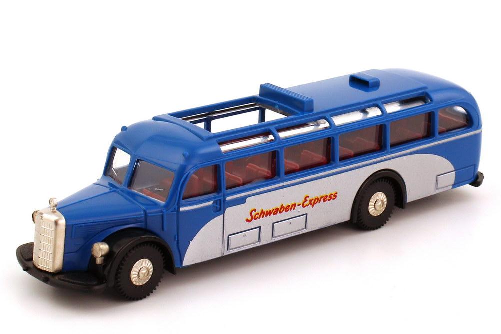 1 87 mercedes benz o 5000 schwaben express omnibus coach. Black Bedroom Furniture Sets. Home Design Ideas