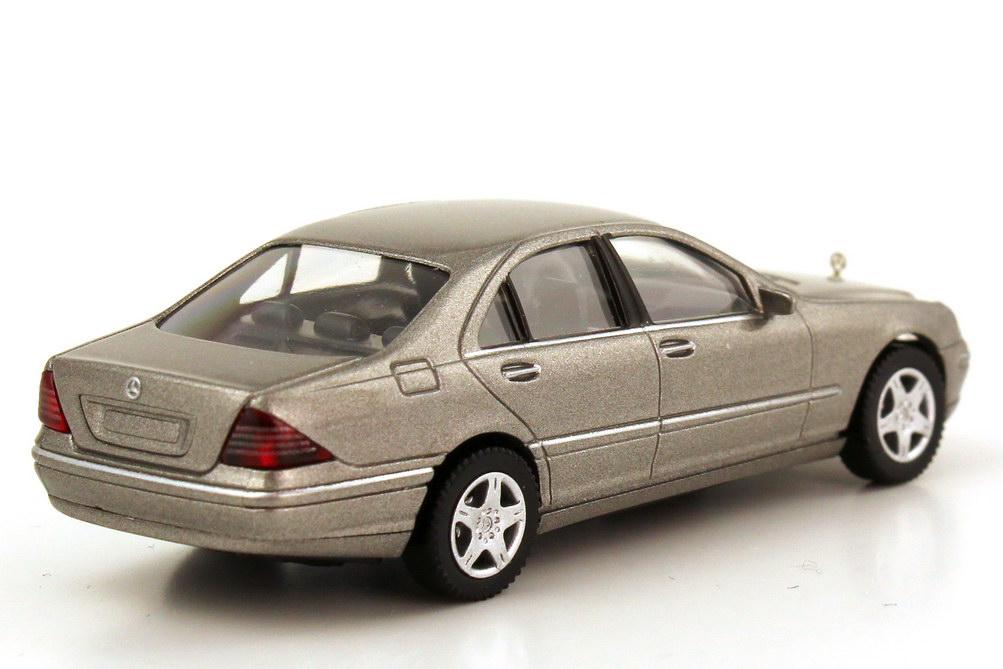Modellauto Mercedes S Klasse W
