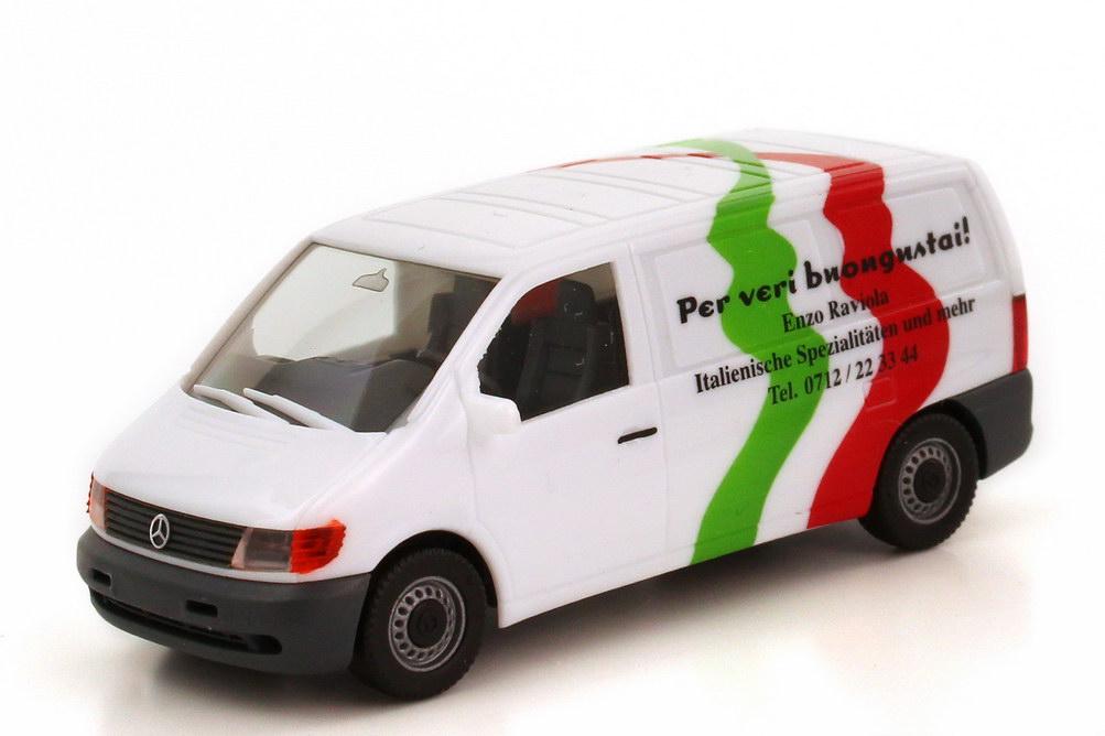 Mercedes-Benz Transport Magazin Set-Packung Verteilerfahrzeuge (Vito ...