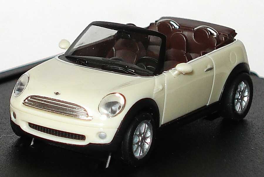 mini cooper cabrio r57 2009 pepperwhite werbemodell. Black Bedroom Furniture Sets. Home Design Ideas
