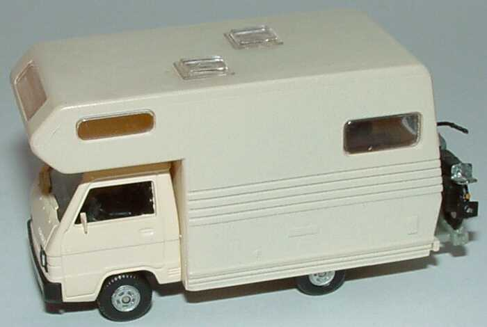 1 87 mitsubishi l300 i wohnmobil alkoven beige mit motorrad rietze. Black Bedroom Furniture Sets. Home Design Ideas