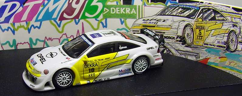 1:87 Opel Calibra V6 DTM 1995