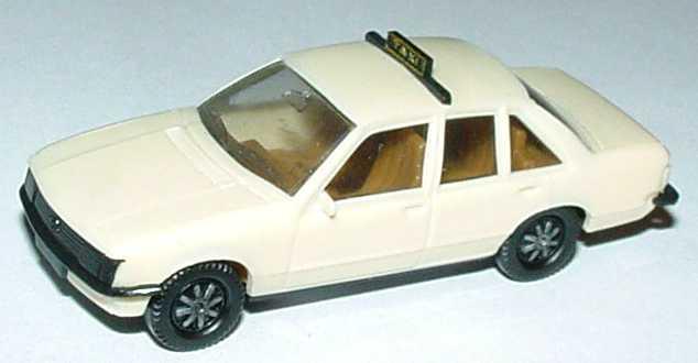 1:87 Opel Rekord Taxi, IA beige