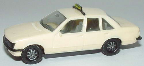 1:87 Opel Rekord E Taxi, IA grau (oV)