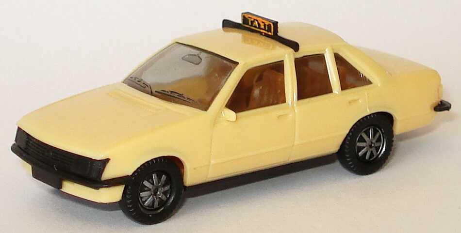 1:87 Opel Rekord E Taxi beige (oV)