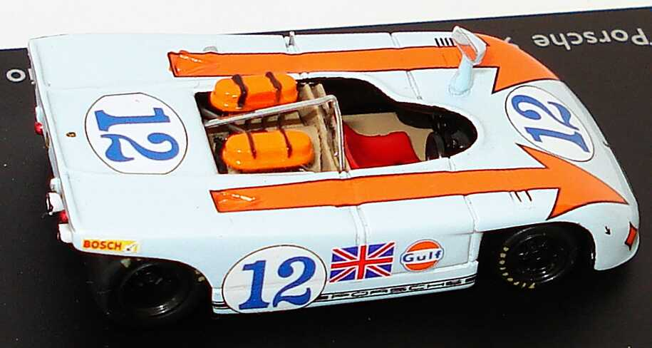 porsche 908 3 targa florio 1970 gulf jo siffert brian redman siegerfahrzeug spark. Black Bedroom Furniture Sets. Home Design Ideas