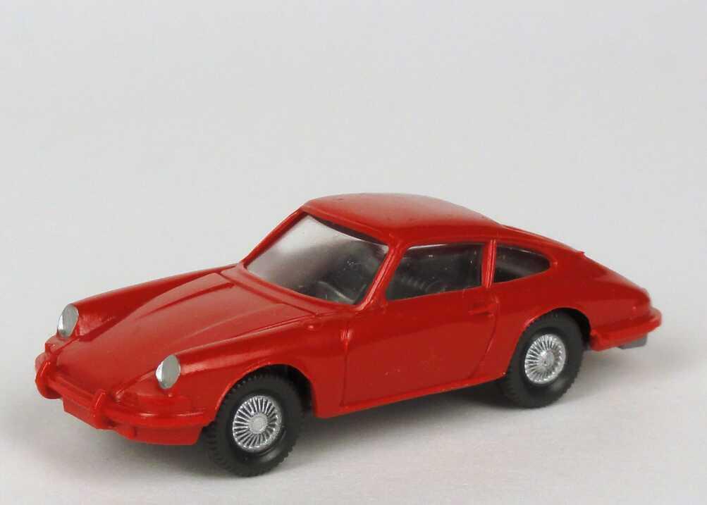 1:87 Porsche 911 C rot (Felgen silbern) (oV)