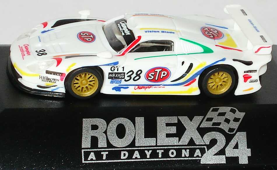 mgm porsche 911 gt1 rolex 24 at daytona 1998 champion motors stp. Black Bedroom Furniture Sets. Home Design Ideas