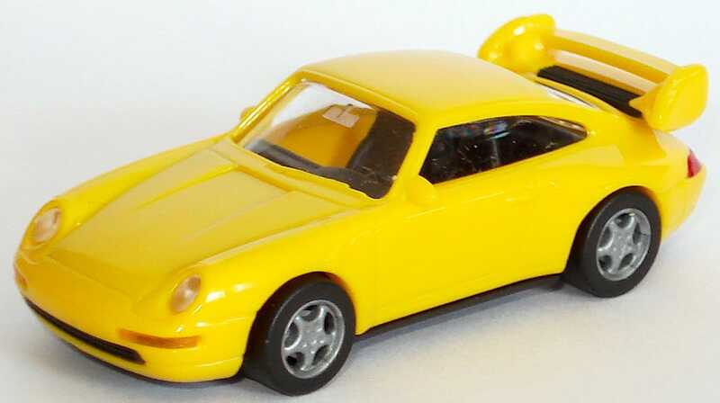 1:87 Porsche 911 RS Clubsport (993) gelb