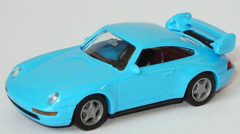 1:87 Porsche 911 3.8 Cup (993) hellblau